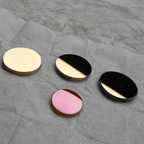 Set: 3 Si mirrors D=20mm and 1 Ge Lense D=12mm F=50,8mm